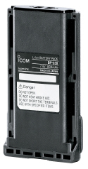 Icom radio Batteries